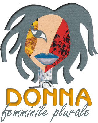 Donna, femminile plurale - logo
