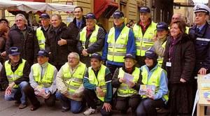 Volontari civici gruppo