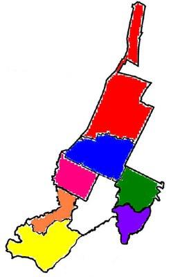 frazioni colorate