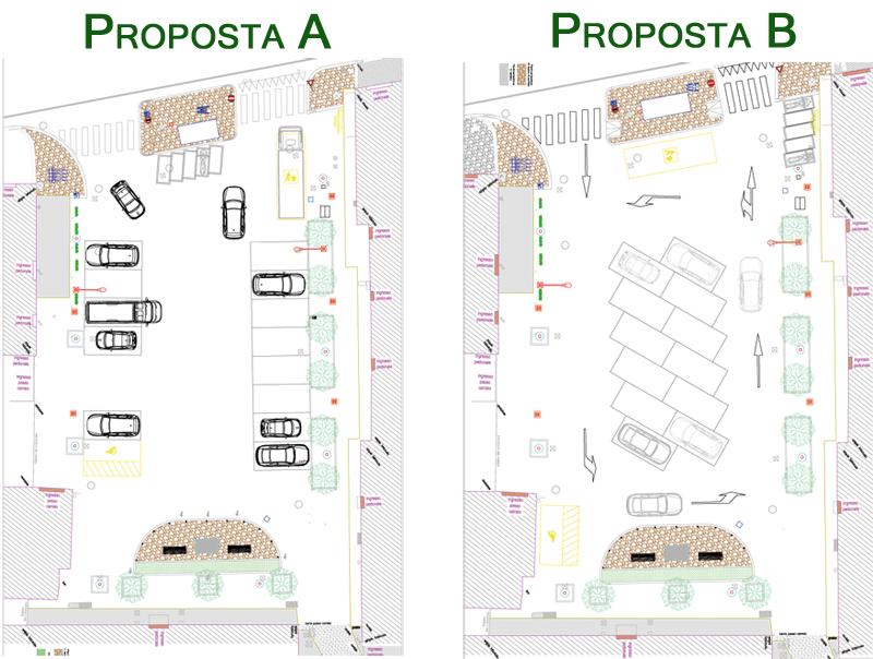piazza Ponticelli - le proposte