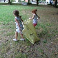 San Prospero pulizia del parco