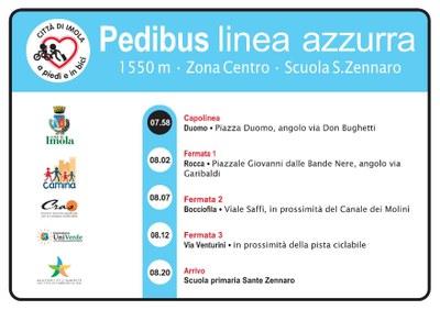 Sante Zennaro  - Linea Azzurra