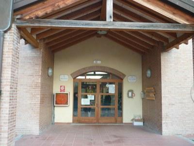 ingresso della scuola