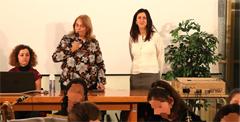 L'Istituto comprensivo n. 2 di Imola ha organizzato l'evento in occasione del Centenario della fine della Prima guerra mondiale,