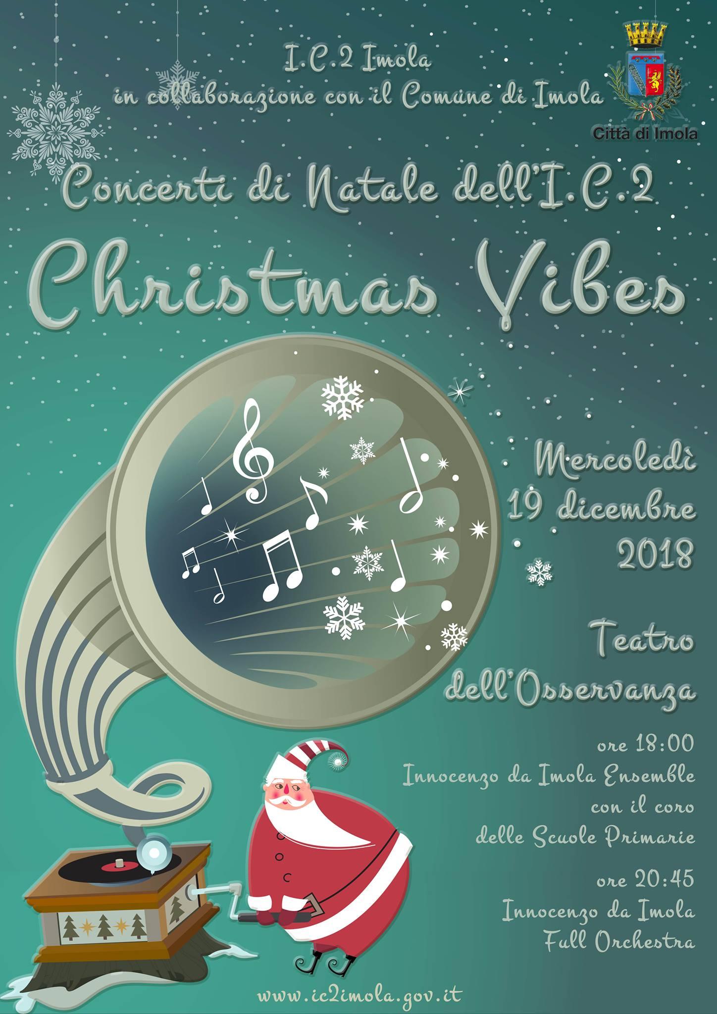 IC2 Christmas Vibes