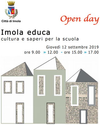 Open day 09092016