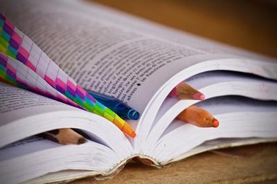 libro e segnalibri