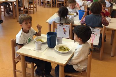 mangiare a scuola