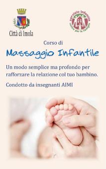 massaggio infantile - promo corsi 18-19